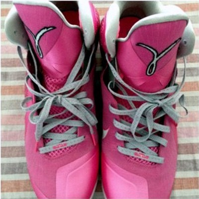Another Look at Nike LeBron 9 Kay Yow  Think Pink PE