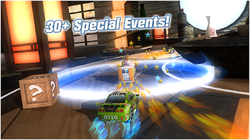 Screenshot of Table Top Racing Free
