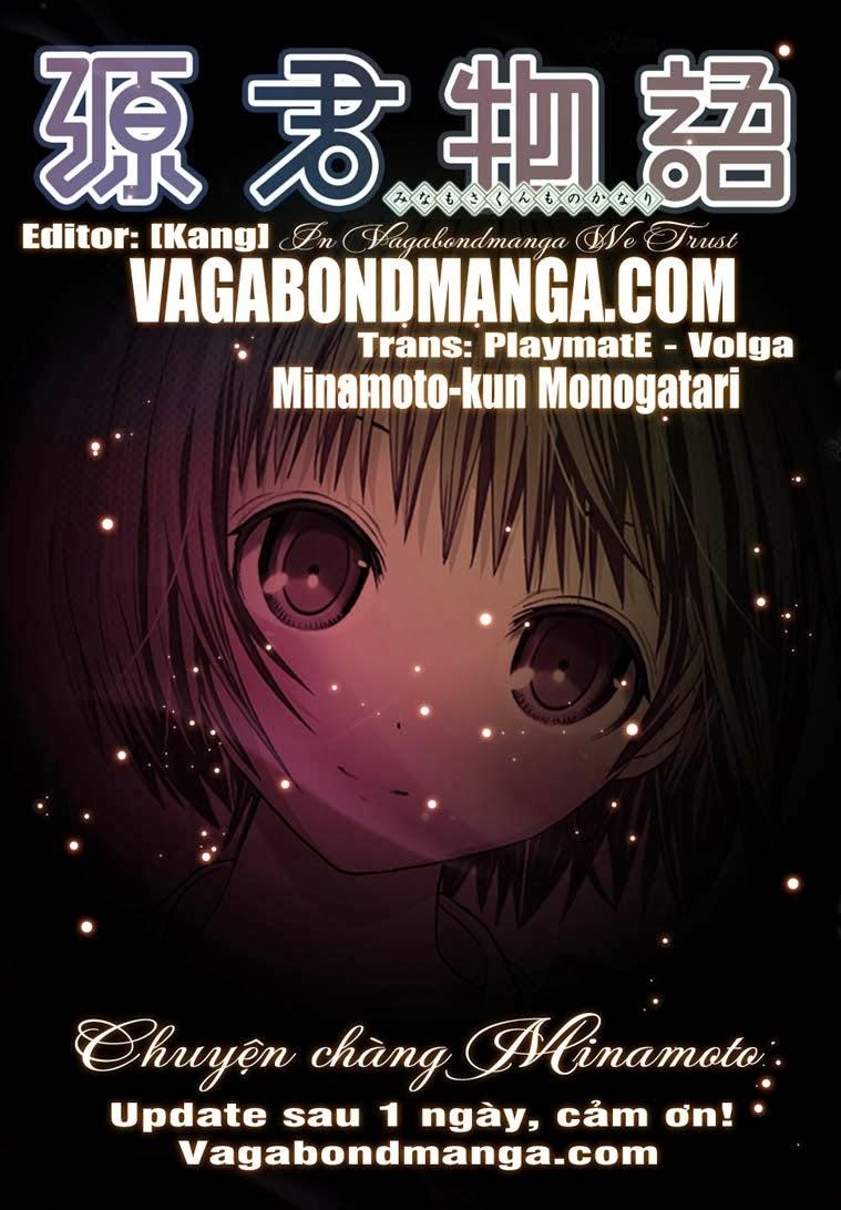 Minamoto-kun Monogatari Chap 103