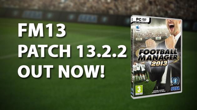fm13 patch 13.2.2