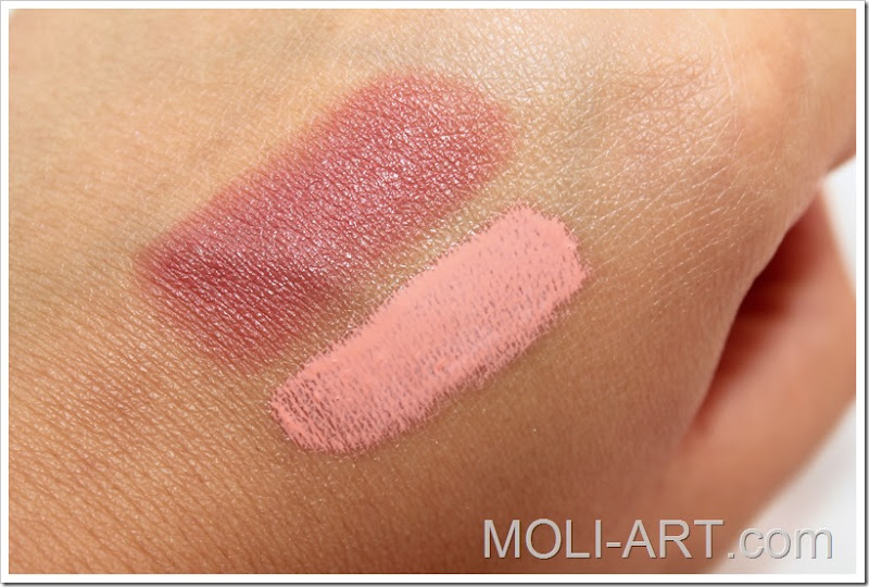 maquillaje-muestra-color-labial-nude-gloss