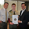 Meeting With Brewster Eagle Scout Karl Rosenfeld