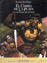 RNM #14 - La leyenda de Potosí (Sergio Toppi).howtoarsenio.blogspot.com