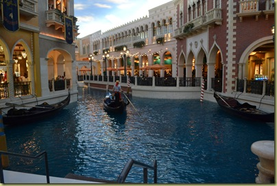 V Canals and shops