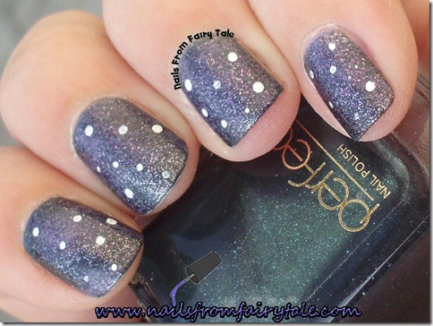 galaxy nail art 3