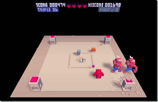 Voxatron indie game pic (3)