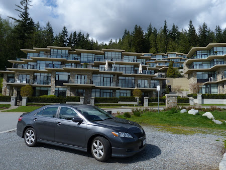 Ansamblu rezidential in Canada
