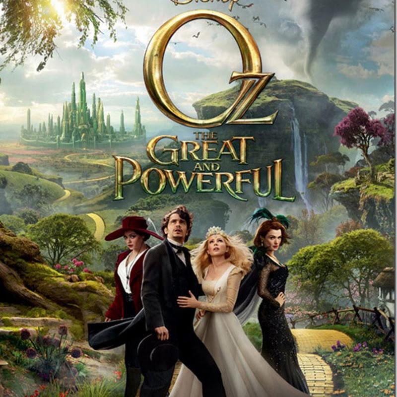 หนังออนไลน์ Oz The Great and Powerful เปิดตำนานพ่อมดแห่งออซ Soundtrack