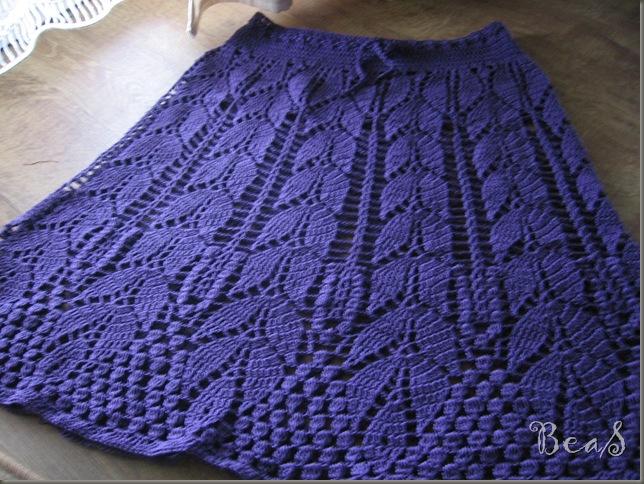 fiolet spódnica 001