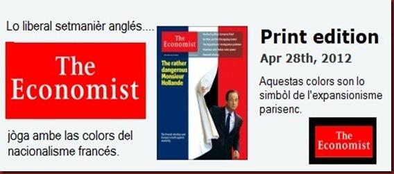 Hollande TheEconomist