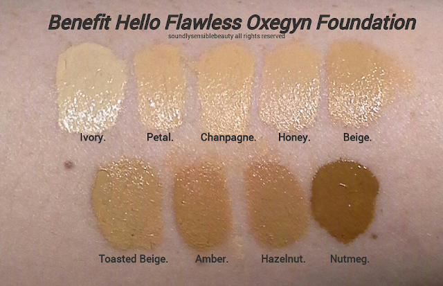 Benefit Hello Flawless Oxygen Wow Foundation SPF 25 Review