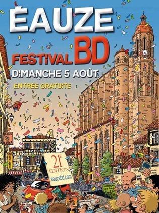 Eauze Festival BD 2012