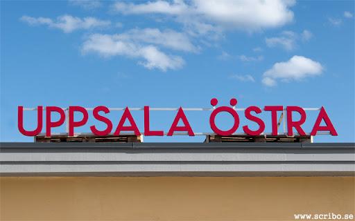 Uppsala östra station