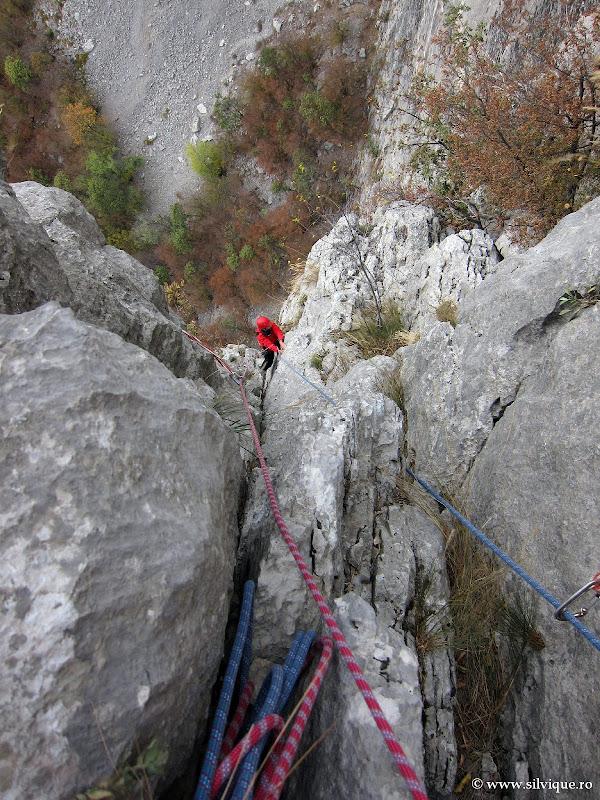 Vratsa, traseul Karlovo (6+, 3lc) din zona Vrattzata