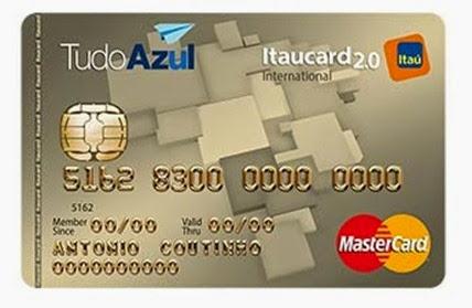 Como-Solicitar-Cartão-Tudo-Azul-Itaucard-Internacional-www.meuscartoes.com