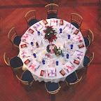 Table Setting from above