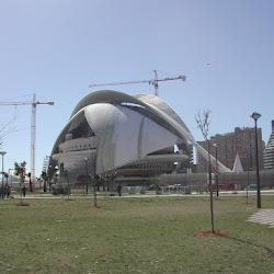 37.- Calatrava. Palacio de la Ópera de Valencia