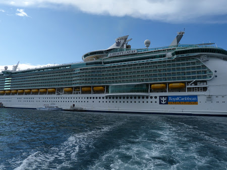 Vasul de croaziera Liberty of the Seas al Royal Carribean