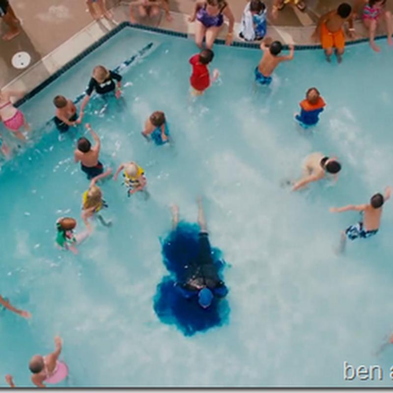 Pernah kencing dalam kolam renang atau water park ?