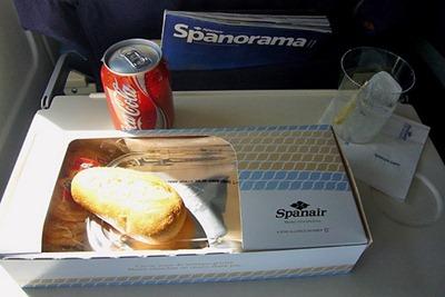 الدرجة السياحية في الخطوط الجوية الاسبانية