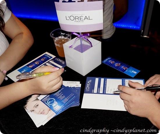 Loreal White Perfect Tea Party3