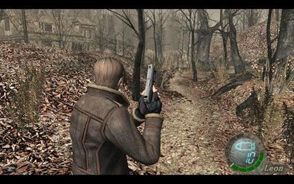 Resident Evil 4 PC 1