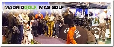 Madrid Golf 2014: mucho más que Golf