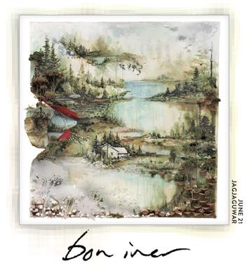 Bon Iver by Bon Iver