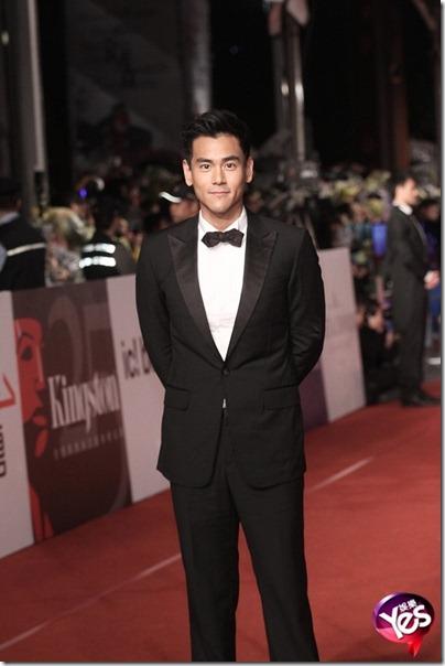 Eddie Peng X Golden Horse Award 金馬獎 01
