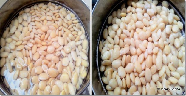 Mochakottai Butter Beans recipe