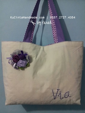 How to make Tote Bag
