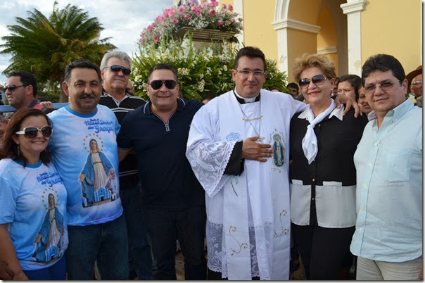 Procissão de Nossa Senhora das Graças - Florânia 5