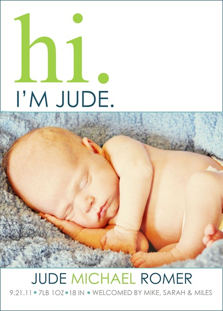 Jude-Birth-Announcement
