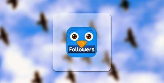 تطبيق متابعةإحصائيات أعداد الفلورز على تويتر TwitFollow