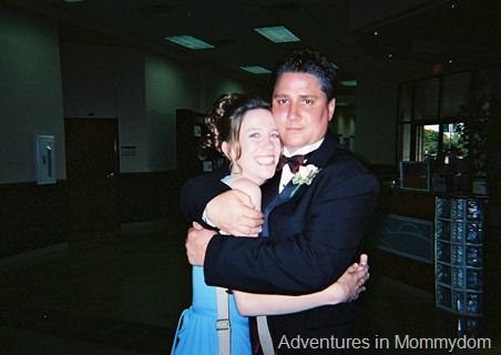 Ticia and Chad
