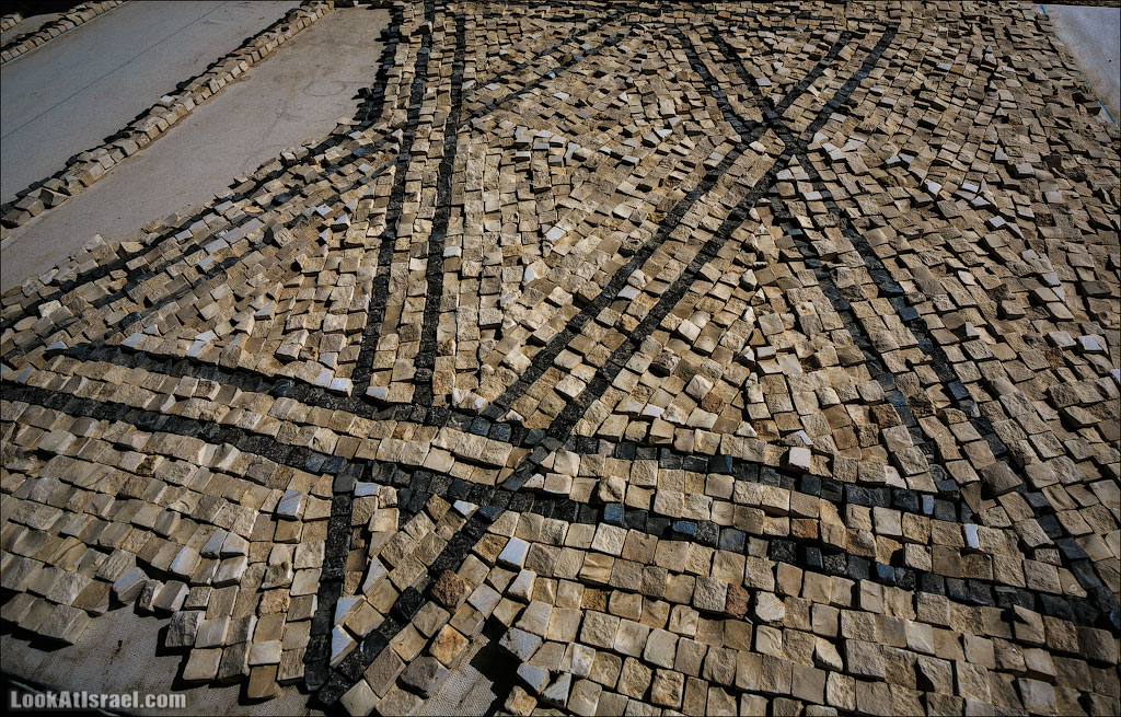 Мозаики от «Доброго самаритянина» (israel  путешествия иудея и самария и интересно и полезно выставки музеи фестивали  20130215 good samaritan mosaic 005 5D3 8363)