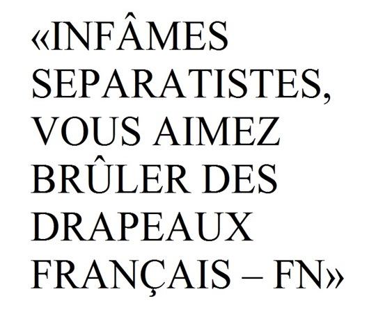extremisme francés