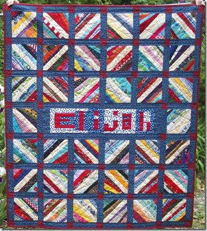 Elijah's quilt 008