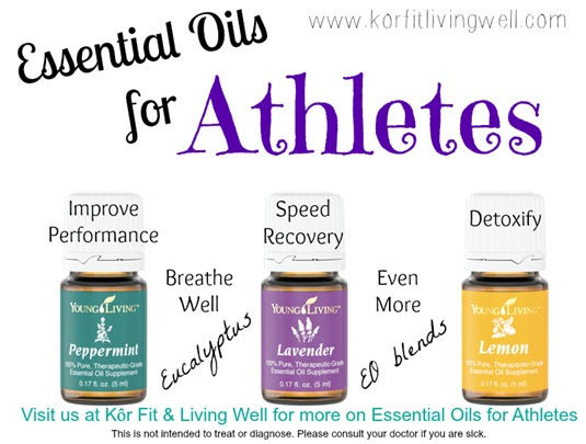 5 Essential Oils To Improve Athletic Performance Runtothefinish