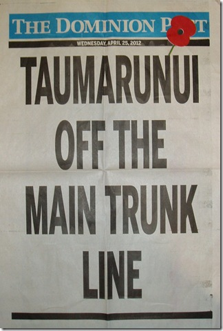 Dominion Taumarunui