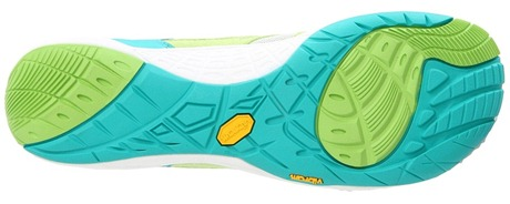 Merrell Dash Glove Sole