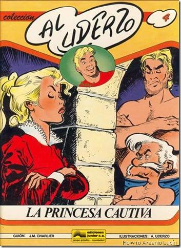 P00004 - Coleccion  Al Uderzo  - B
