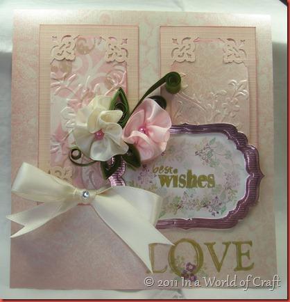TSTR 78 Pink Wedded Bliss