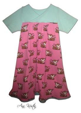 Bambi kjole