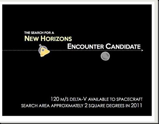 New horizons candidate logo