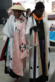 cosplay shunsui bleach tosen