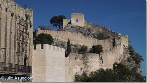 Castillo de Játiva - Valencia