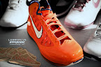 nike air max lebron 7 pe hardwood hyperfuse 4 03 Yet Another Hardwood Classic / New York Knicks Nike LeBron VII