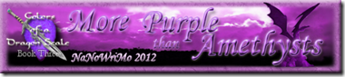 More Purple than Amethysts Banner
