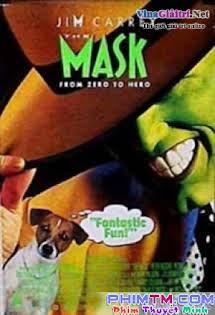 Mặt Nạ Xanh - The Mask